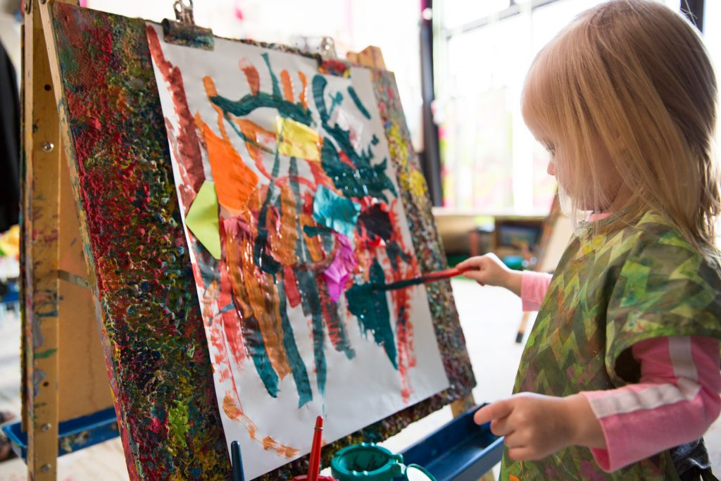 drop-in art activities