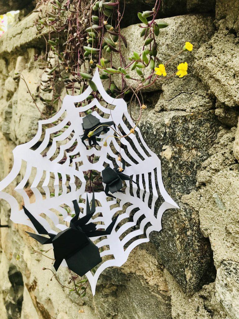 Spiders & web