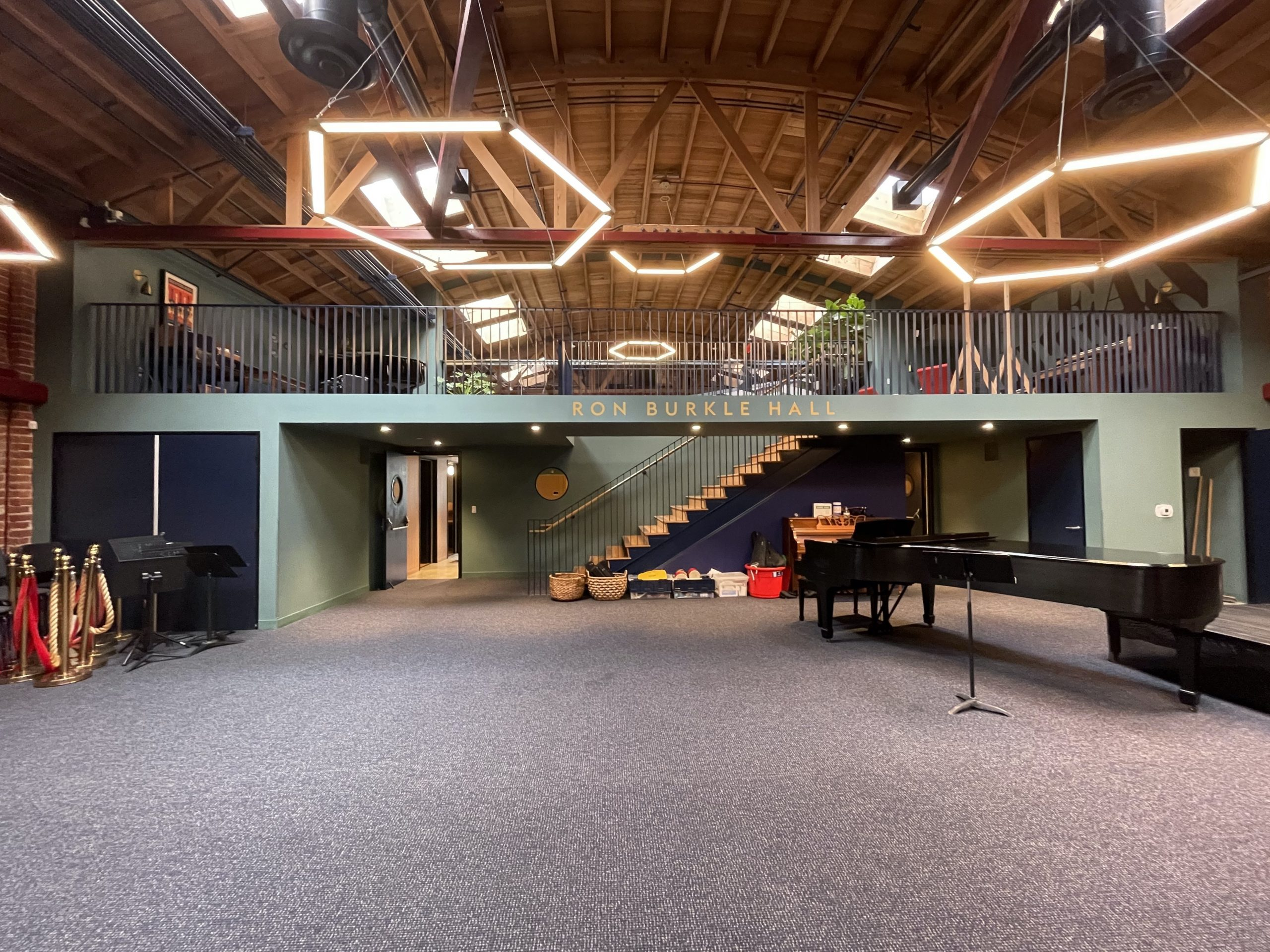 Burkle Hall